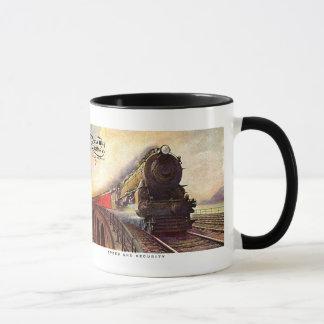 Pennsylvania Railroad Broadway Limited Mug