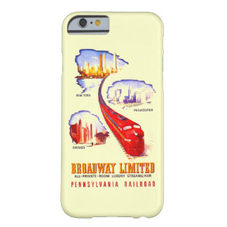 Pennsylvania Railroad Broadway Limited Streamliner Barely There iPhone 6 Case
