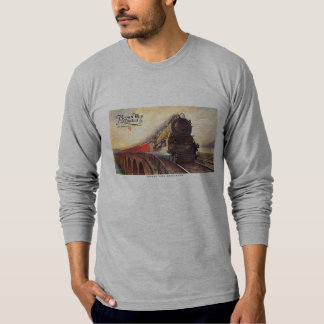 Pennsylvania Railroad Broadway Limited T-Shirt
