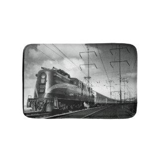 Pennsylvania Railroad Congressional Bath Mats