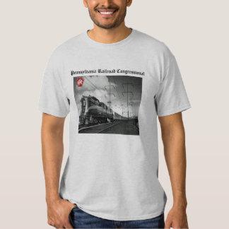 Pennsylvania Railroad Congressional Tee Shirt