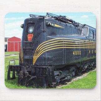 Pennsylvania Railroad Locomotive GG-1 #4800 Mouse Mat