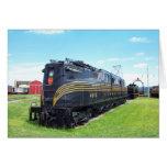 Pennsylvania Railroad Locomotive GG-1 #4800 Note Card