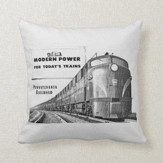 Pennsylvania Railroad Modern Train Power Cushion