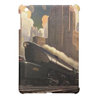 Pennsylvania Railroad Poster iPad Mini Covers