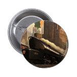 Pennsylvania Railroad Poster Pinback Buttons