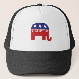 Pennsylvania Republican Elephant Cap