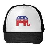 Pennsylvania Republican Elephant Mesh Hat