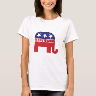 Pennsylvania Republican Elephant T-Shirt