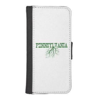 Pennsylvania Roots iPhone SE/5/5s Wallet Case