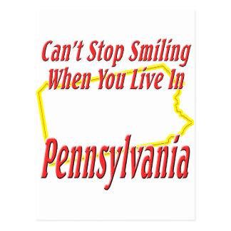 Pennsylvania - Smiling Postcard