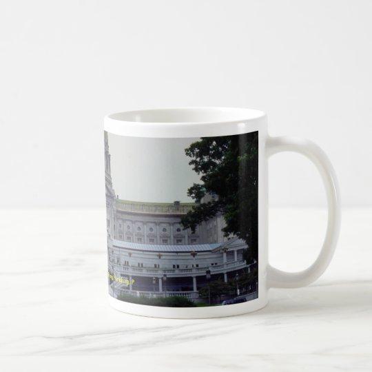Pennsylvania State Capitol Building, Harrisburg, P Coffee Mug