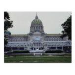 Pennsylvania State Capitol Building, Harrisburg, P Postcard
