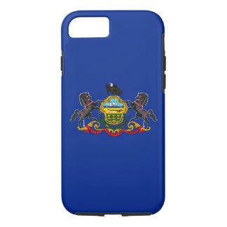 Pennsylvania State Flag Design Decor iPhone 7 Case