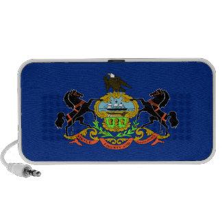 Pennsylvania State Flag Mini Speaker