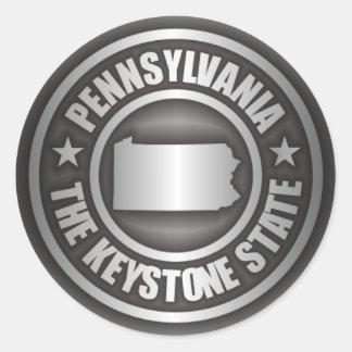 Pennsylvania Steel Stickers