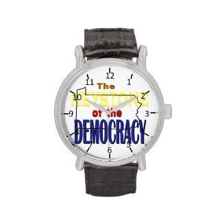 Pennsylvania: The Keystone of the Democracy Wrist Watches