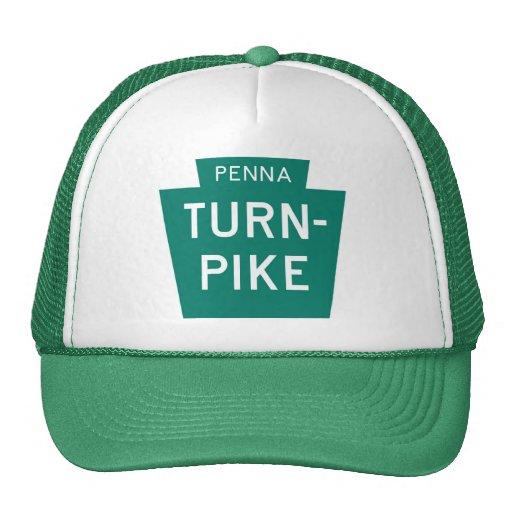 Pennsylvania Turnpike Hats