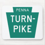 Pennsylvania Turnpike Mouse Pads