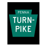 Pennsylvania Turnpike Post Cards