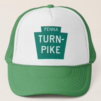 Pennsylvania Turnpike Trucker Hat