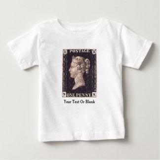Penny Black Postage Stamp T Shirts