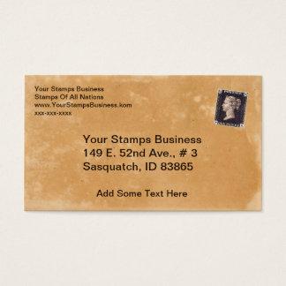 Penny Black Stamp Dealer