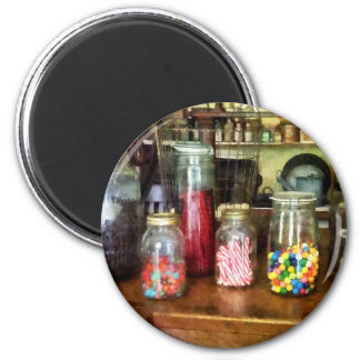 Penny Candies 6 Cm Round Magnet