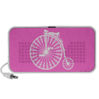 Penny-farthing2 iPod Speakers