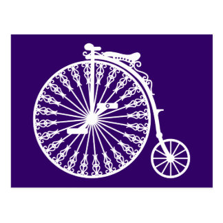 Penny-farthing2 Postcard