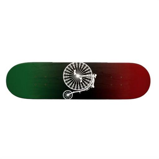 Penny-farthing2 Custom Skateboard