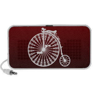 Penny-farthing2 Mp3 Speakers