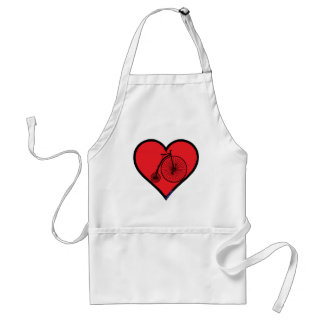 penny farthing aprons