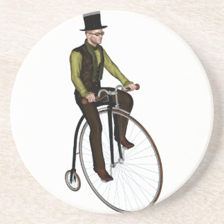 Penny Farthing Bicycle Coaster