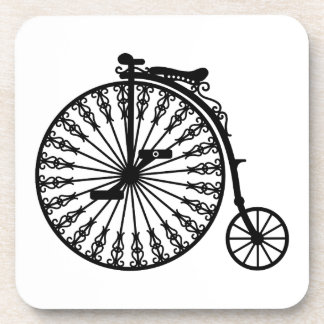 Penny-farthing Drink Coasters