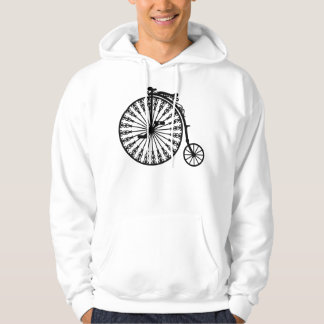 Penny-farthing Hooded Pullovers