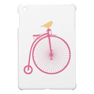 Penny Farthing iPad Mini Covers