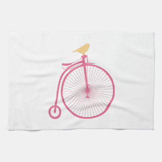Penny Farthing Kitchen Towel