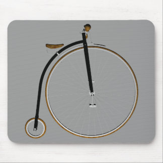 Penny-farthing Mouse Mats