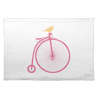 Penny Farthing Place Mat