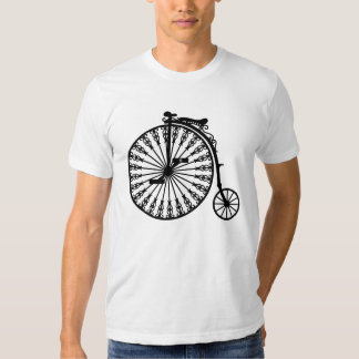 Penny-farthing Tee Shirts