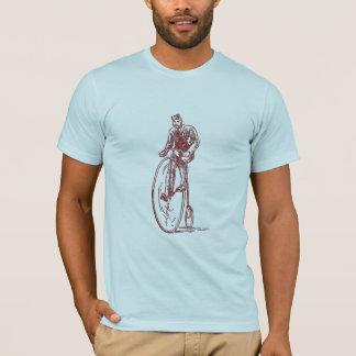 Penny farthing vintage bike shirt