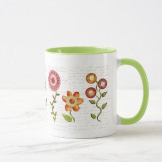 Penny Flower Mug