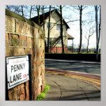 Penny Lane Print