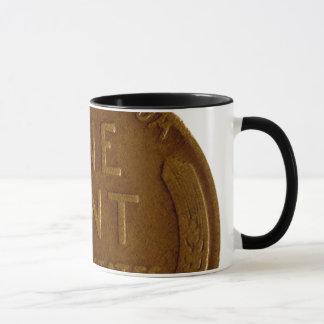 Penny Mug, US Wheat Penny Mug