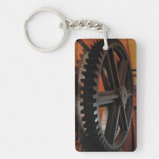 Penny Royal Windmill Cogwheel - Keychain