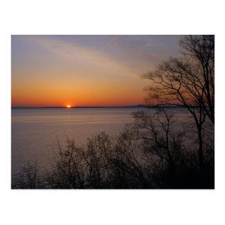 Penobscot Bay Sunrise Postcard - 2