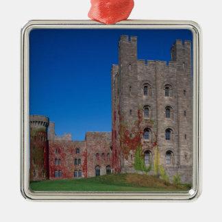 Penrhyn Castle, Gwynedd, Wales 2 Christmas Ornament