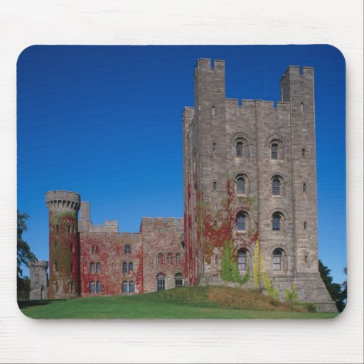 Penrhyn Castle, Gwynedd, Wales 2 Mousepad