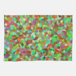 Penrose Tile Towel